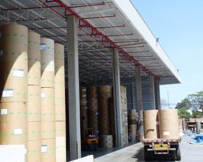 El Comercio, Ampliacion Planta Pando 2010