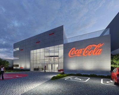 Oficinas Administrativas Coca Cola